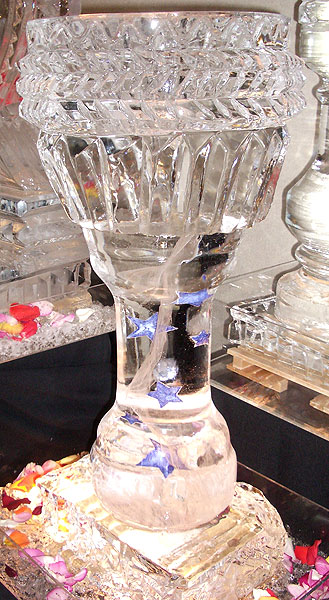 Fire Amp Ice Creations Gallery Functional Centerpieces