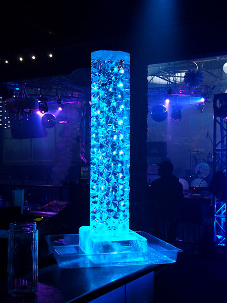 Fire Amp Ice Creations Gallery Functional Pillars